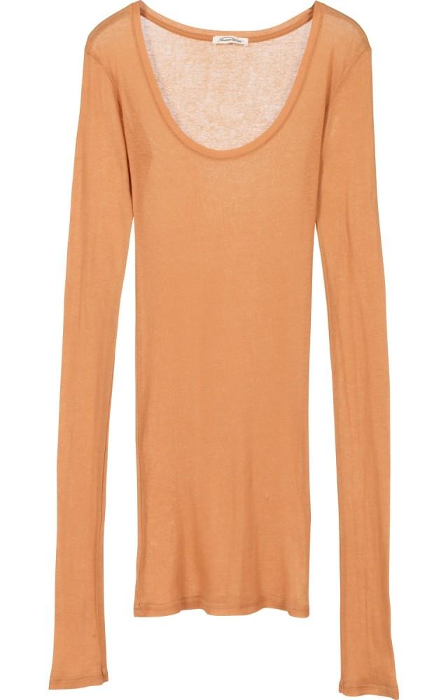 T-Shirt Coton Supima pour femme