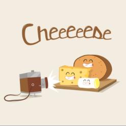 cheese-milk factory