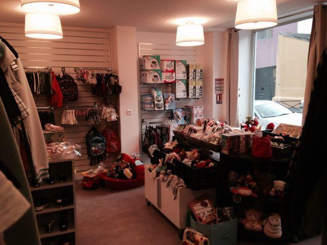Baby boutique la Croix Rouge - Paris