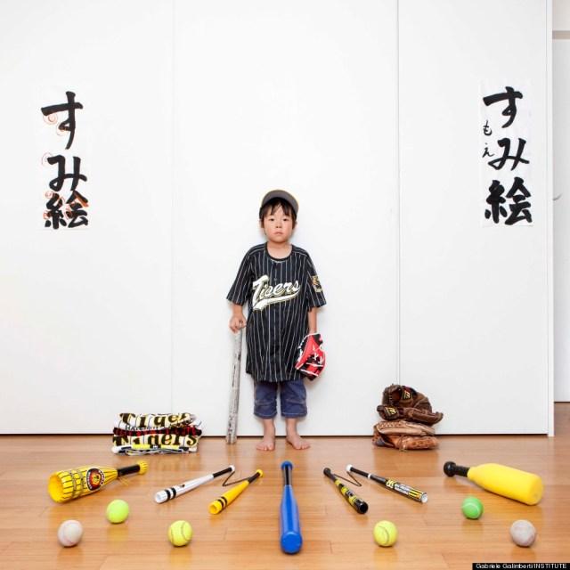 Shotaro Tamaka, 5  - Tokyo, Japan