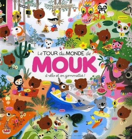 tour du monde de mouk