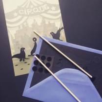 Carte postale Coco d'en Haut