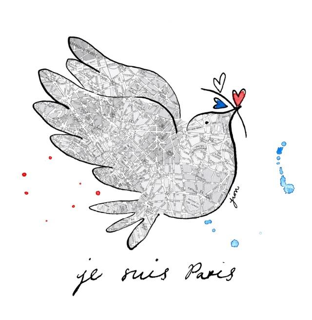 peace dove map splash normal letters
